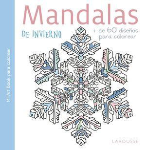 MANDALAS. DE INVIERNO