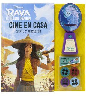 CINE EN CASA. RAYA Y EL ULTIMO DRAGON