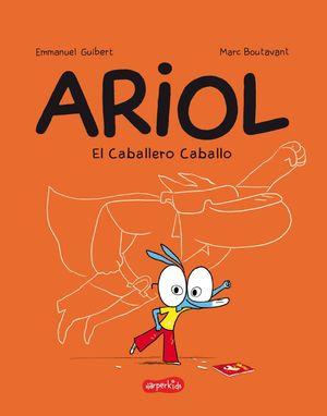 ARIOL 2. EL CABALLERO CABALLO
