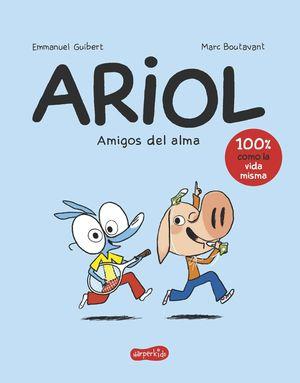 ARIOL 3. AMIGOS DEL ALMA