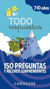 TODO RESPUESTAS 7-10 AÑOS