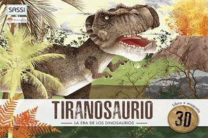 TIRANOSAURIO, LA ERA DE LOS DINOSAURIO T- REX
