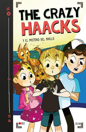 THE CRAZY HAACKS 2. Y EL MISTERIO DEL ANILLO