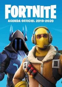 AGENDA ESCOLAR 2020 / 2021 FORTNITE