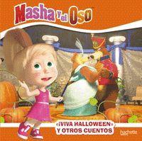 MASHA Y EL OSO VIVA HALLOW