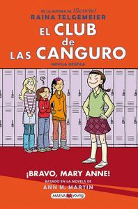 EL CLUB DE LAS CANGURO 3. BRAVO, MARY ANNE