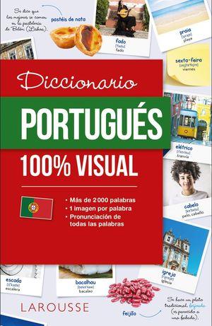 DICCIONARIO DE PORTUGUÉS 100% VISUAL