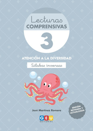LECTURAS COMPRENSIVAS 3 SILABAS INVERSAS