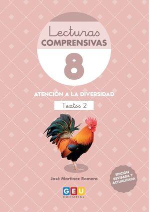 LECTURAS COMPRENSIVAS 8 TEXTOS 2