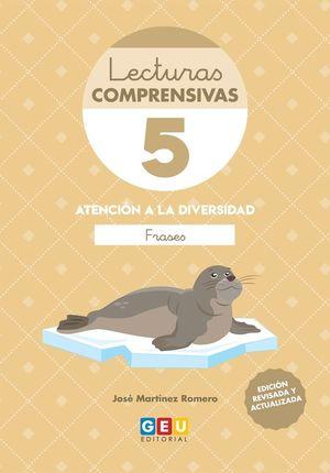LECTURAS COMPRENSIVAS 5 4ªED FRASES