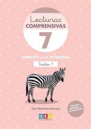 LECTURAS COMPRENSIVAS 7 TEXTOS 1