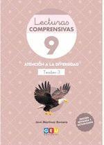 LECTURAS COMPRENSIVAS 9 TEXTOS 3 GEU