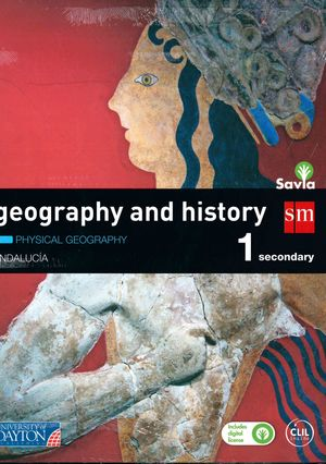 1ESO. GEOGRAPHY AND HISTORY SAVIA ANDALUCIA SM