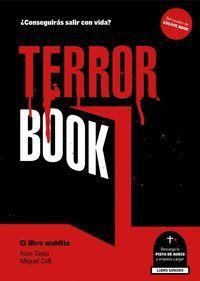 TERROR BOOK EL LIBRO MALDITO