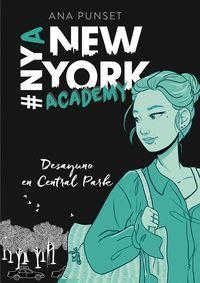 NEW YORK ACADEMY 3. DESAYUNO EN CENTRAL PARK