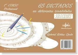 65 DICTADOS EN DIFERENTES TONALIDADES 1 GRADO MEDIO SI BEMOL