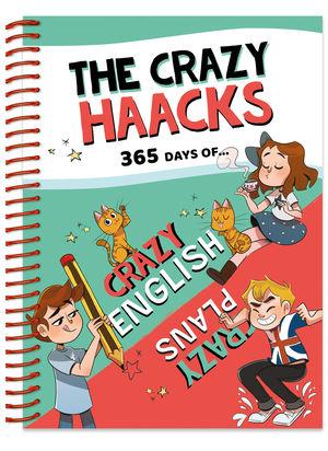CRAZY KAACKS. 365 DAYS OF CRAZY ENGLISH & CRAZY PLANS