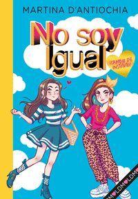NO SOY IGUAL 1. CAMBIO DE INSTITUTO