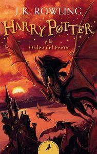HARRY POTTER 5. Y LA ORDEN DEL FENIX