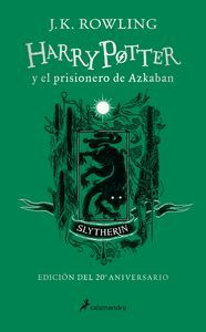 HARRY POTTER 3. Y EL PRISIONERO DE AZKABAN
