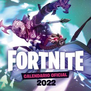 CALENDARIO OFICIAL FORNTITE 2022