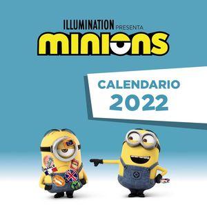 CALENDARIO MINIONS 2022