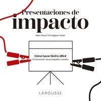 PRESENTACIONES DE IMPACT