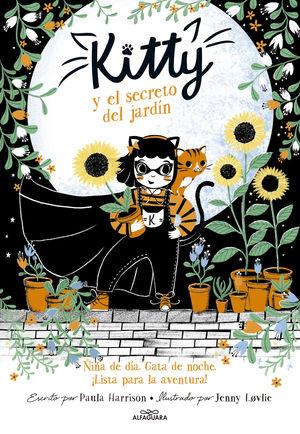 KITTY 3. Y EL SECRETO DEL JARDÍN