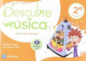 2EP. DESCUBRE LA MUSICA ANDALUCIA PEARSON