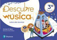 3EP. DESCUBRE LA MUSICA LIBRO ALUMNO ANDALUCIA 2019 ANAYA