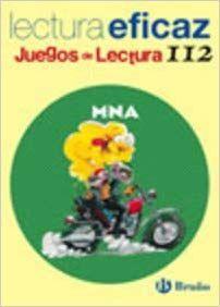 MNA 51 (JUEGOS DE LECTURA) BRUÑO