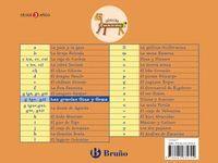 EL ZOO DE LAS LETRAS G. LAS GEMELAS GINA Y GEMA