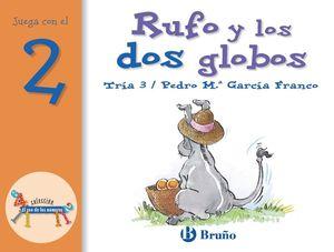 EL ZOO DE LAS NUMEROS 2. RUFO Y LOS DOS GLOBOS