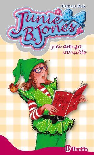 Junie B Jones 26 Y El Amigo Invisible Barbara Park Libro En Papel 9788421679074 Librería Papelería Papelo