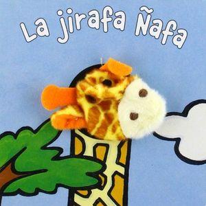 LIBROS DEDO LA JIRAFA ÑAFA