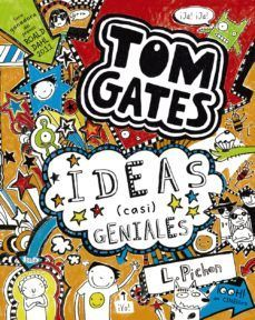 TOM GATES 4. IDEAS (CASI) GENIALES