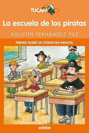 TUCAN 10. LA ESCUELA DE LOS PIRATAS