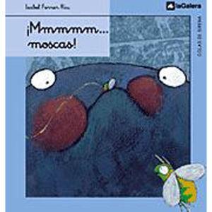 MMMMM... MOSCAS 23 (COLAS DE SIRENA) LAGALERA