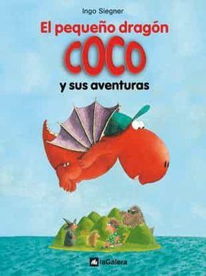EL PEQUEÑO DRAGON COCO 1. SUS AVENTURAS,EL