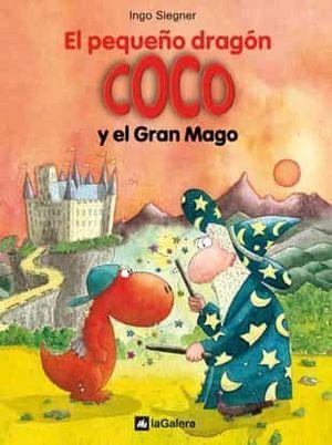 EL PEQUEÑO DRANGON COCO 4. Y EL GRAN MAGO,EL