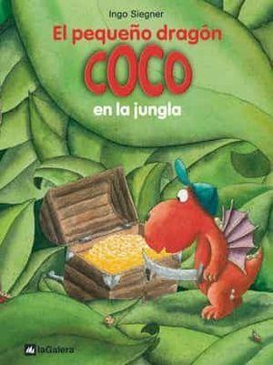 EL PEQUEÑO DRAGON COCO 7. EN LA JUNGLA