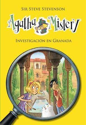 AGATHA MISTERY 12. INVESTIGACION EN GRANADA