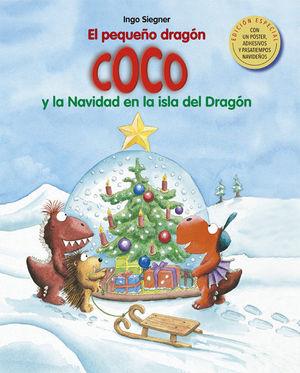 EL PEQUEÑO DRAGON COCO. Y LA NAVIDAD EN LA ISLA DEL DR