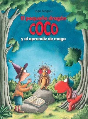 EL PEQUEÑO DRAGON COCO 25. Y EL APRENDIZ DE MAGO,EL
