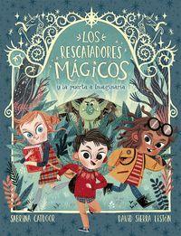 LOS RESCATADORES MAGICOS 1. LA PUERTA A IMAGINARIA