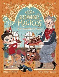 LOS REACATADORES MAGICOS 2. EL CUMPLEAÑOS ALREVES
