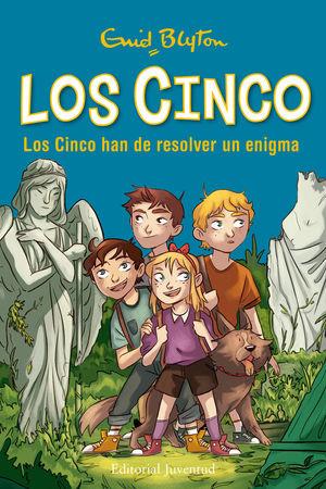 LOS CINCO. HAN DE RESOLVER UN ENIGMA