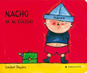 NACHO VA AL COLEGIO MAYUSCULAS