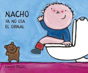 NACHO YA NO USA EL ORINAL MAYUSCULAS