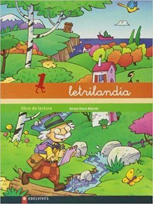 EP. LETRILANDIA 1 LECTURAS EDELVIVES